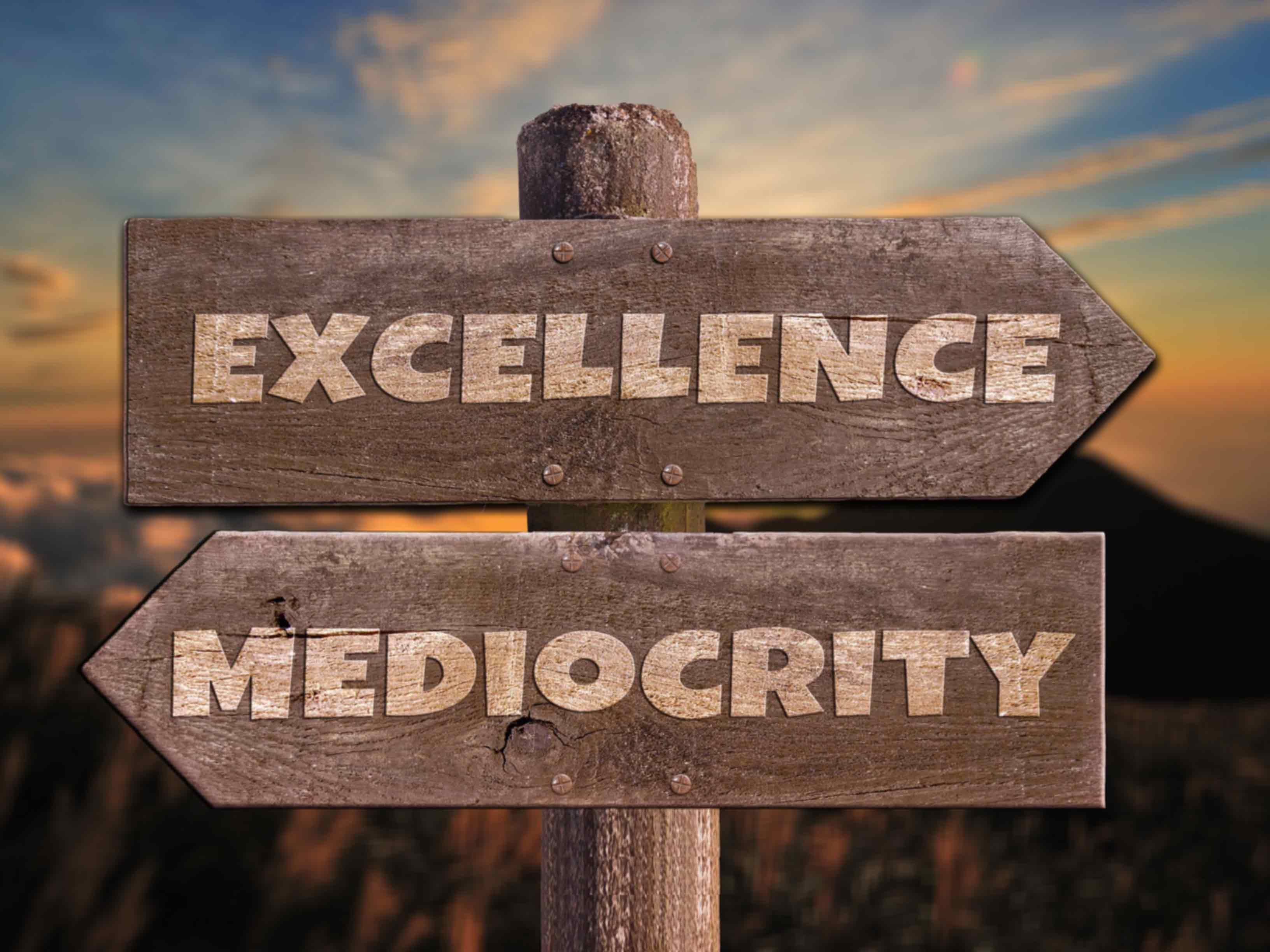Differences Between Mediocre People & Successful People - Blog